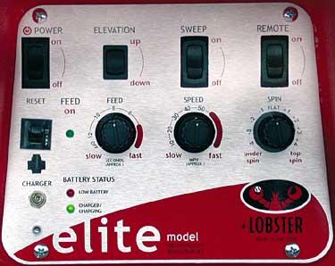 lobster elite model 2 machine